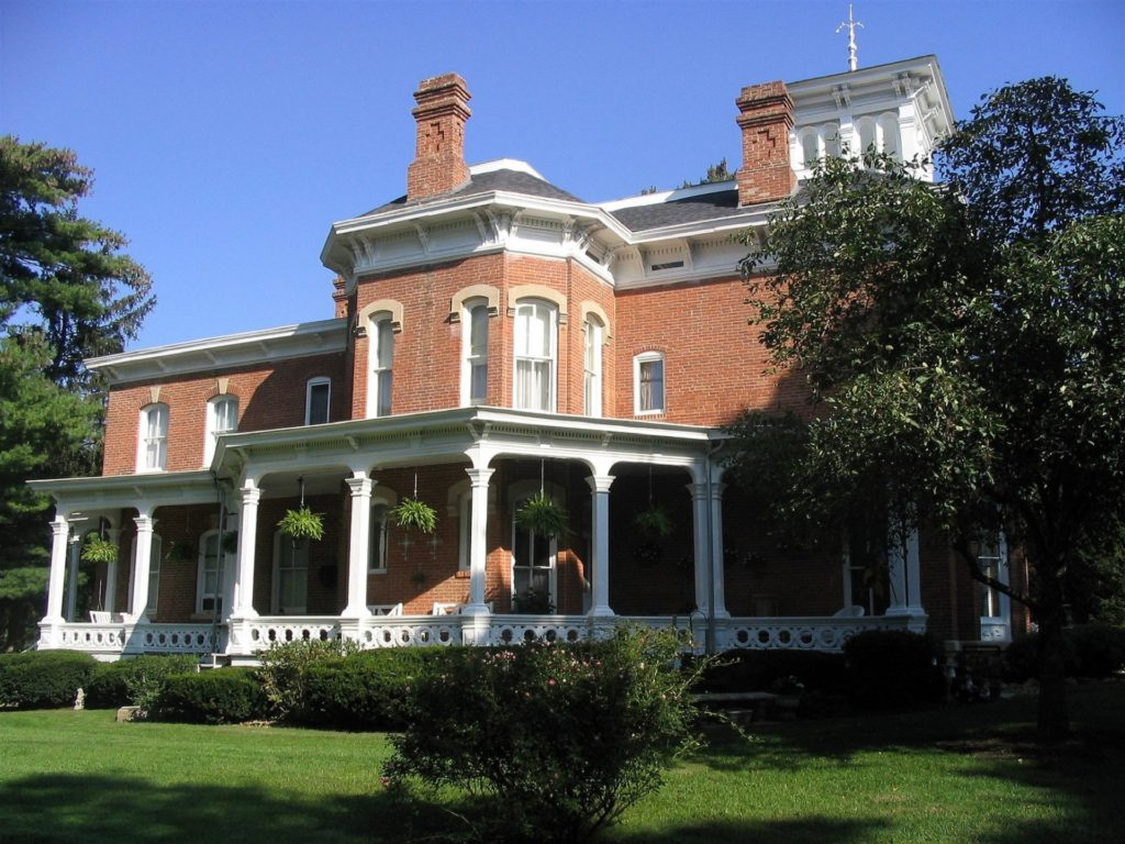 Bed And Breakfast In Oregon Il