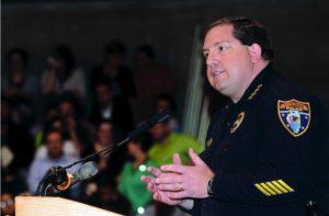 Police - Chief Darin DeHaan